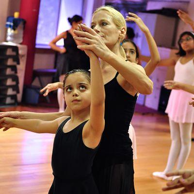 Centre of Dance