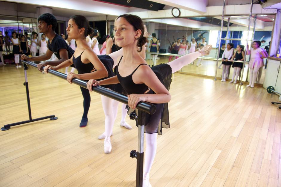 ballet parent