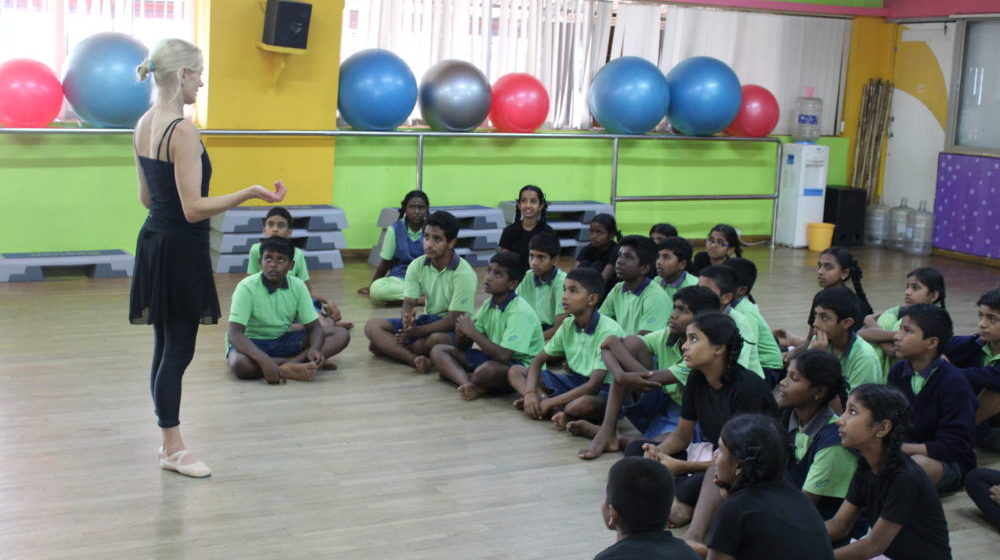 Parikrama- Outreach The Lewis Foundation of Classical Ballet