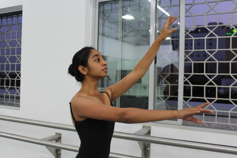 Samanvitha Danda - The Lewis Foundation of Classical Ballet