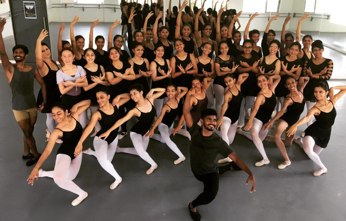 TLFCB ballet students