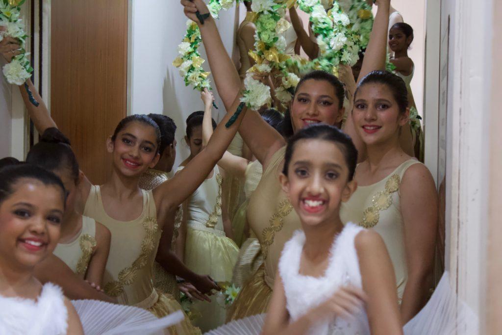 NYB dancers