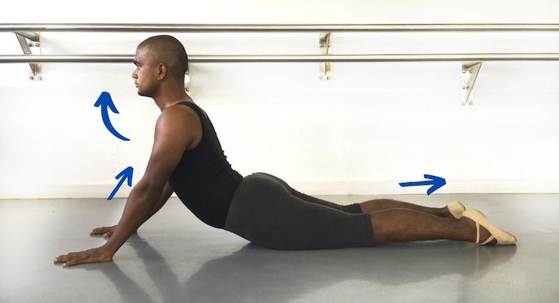 arabesque flexibility 3