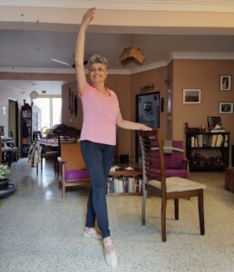 maureen adult ballet