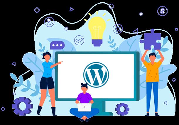 Wordpress designer / developer