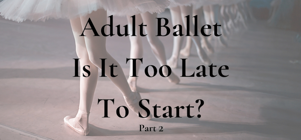 feature adult ballet